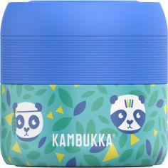 Акция на Термос для еды Kambukka Bora 400 мл Chief Panda (11-06001) от Foxtrot