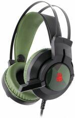 Акция на Навушники A4Tech J437 Bloody Army Green от Територія твоєї техніки