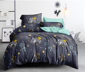 Акция на Комплект постельного белья MirSon Сатин Premium 22-1183 Mekong Евро (2200002125680) от Rozetka