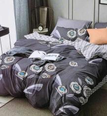 Акция на Комплект постельного белья MirSon Бязь Premium 17-0271 Petunia 1-спальный (2200002111133) от Rozetka