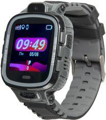 Акция на Детские смарт-часы Gelius Pro GP-PK001 (Pro Kid) Black/Silver (2099900744044) от Rozetka