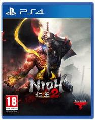 Акция на Игра Nioh 2 для PS4 (Blu-ray диск, Russian version) от Rozetka
