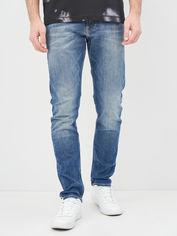 Акция на Джинсы Calvin Klein Jeans Ckj 058 Slim Taper J30J316151-1BJ 31 DA003 Blue Black (8719853205556) от Rozetka