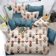 Акция на Комплект постельного белья MirSon Сатин Premium 22-1177 Thames 2-спальный (2200002124171) от Rozetka