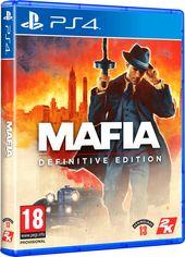 Акция на Игра Mafia Definitive Edition для PS4 (Blu-ray диск, Russian version) от Rozetka
