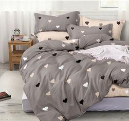 Акция на Комплект постельного белья MirSon Сатин 22-1181 Vistula King Size (2200002125192) от Rozetka