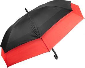 Акция на Зонт-трость Pierre Cardin U82351 полуавтомат Черный/Красный (2900000057470) от Rozetka