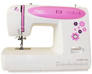 Акция на Швейная машина Minerva La Vento 710LV от Rozetka