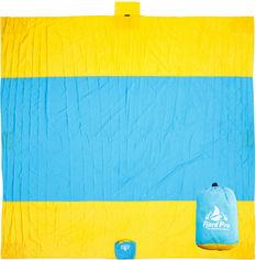 Акция на Покрывало пляжное Fjord Pro 275х215 см из парашютной ткани (fp-b1-by) от Rozetka
