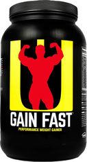 Акция на Гейнер Universal Nutrition Gain Fast 3100 1.1 кг Strawberry (039442019189) от Rozetka