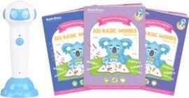 Акция на Стартовый набор Smart Koala + Книга Интерактивная Smart Koala English (1, 2, 3 сезон) (SKS0123BW) от Rozetka