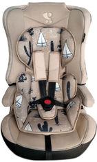 Акция на Автокресло Bertoni (Lorelli) Explorer 9-36 кг Beige/Black Mexic (EXPLOR beige/black mexic) от Rozetka