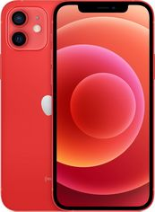 Акция на Мобильный телефон Apple iPhone 12 64GB PRODUCT Red Официальная гарантия от Rozetka