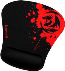 Акция на Игровая поверхность Redragon Libra Speed Black/Red (78305) от Rozetka