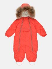 Акция на Зимний комбинезон-пуховик Huppa Beata 1 31930155-70004 86 см Красный (4741468909189) от Rozetka