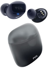 Акция на Наушники TCL SOCL500 Phantom Black (SOCL500TWSBK-RU) от Rozetka