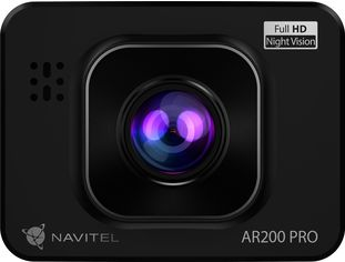 Акция на Видеорегистратор Navitel AR200 PRO (8594181742306) от Rozetka