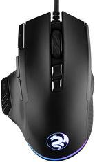 Акция на Мышь игровая 2E Gaming MG330 RGB USB Black (2E-MG330UB) от Rozetka