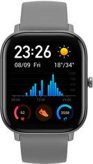 Акция на Смарт-часы Amazfit GTS Lava Gray (526888) от Rozetka