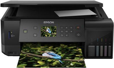 Акция на Epson L7160 with Wi-Fi (C11CG15404) от Rozetka