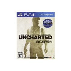 Акция на Диск с игрой Uncharted: Натан Дрейк. Коллекция [PS4, Rus] от Allo UA