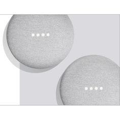 Акция на Google Home Mini Chalk 2-Pack от Allo UA