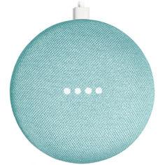 Акция на Google Home Mini Aqua от Allo UA
