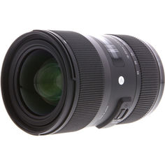 Акция на Sigma 18-35mm f/1.8 DC HSM Art (for Canon) от Allo UA