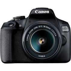 Акция на Canon EOS 2000D 18-55mm DC III kit от Allo UA