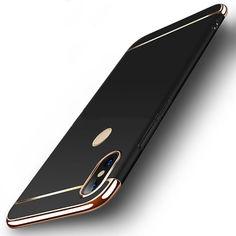 Акция на Чехол Joint Series для Xiaomi Redmi Note 5 Pro / Note 5 (DC) Черный от Allo UA