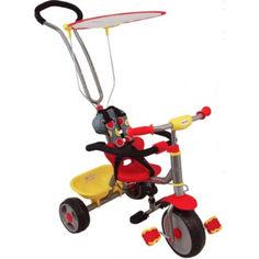 Акция на Велосипед Детская вело-каталка Alexis-Babymix SW-J-23 Red от Allo UA