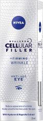 Акция на Крем для кожи вокруг глаз Nivea Hyaluron Cellular Filler антивозрастной филлер против морщин 15 мл (4005808367092) от Rozetka