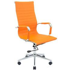 Акция на Эргономичное Офисное Кресло Richman Бали Флай 2218 DeepTilt Оранжевое от Allo UA