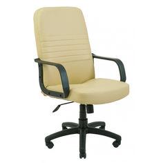Акция на Офисное Кресло Руководителя Richman Приус Флай 2207 Пластик М3 MultiBlock Бежевое от Allo UA
