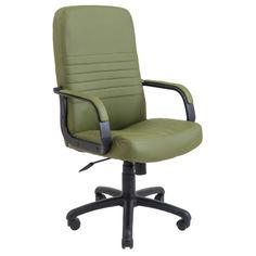 Акция на Офисное Кресло Руководителя Richman Приус Флай 2235 Пластик Рич М2 AnyFix Зеленое от Allo UA