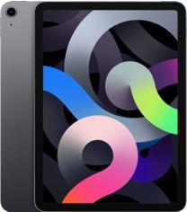 """Акция на Apple iPad Air 4 10.9"""" 2020 Wi-Fi 64GB Space Gray (MYFM2) от Stylus"""