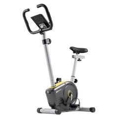 Акция на Велотренажер магнитный Hop-Sport HS-2050H Sonic желтый от Allo UA