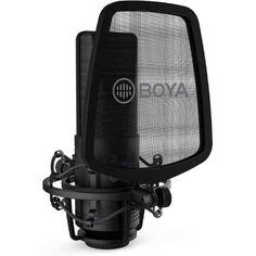 Акция на Микрофон конденсаторный BOYA BY-M1000 от Allo UA