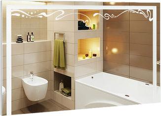 Акция на Зеркало UMT SLD 26 800х600 мм LED (SLD 26 800-600) от Rozetka
