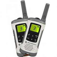 Акция на Портативная рация Motorola TLKR T50 White (2625) от Allo UA
