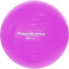 Акция на Фитбол Power System PS-4013 Pro Gymball 75 cm Pink (3048) от Allo UA