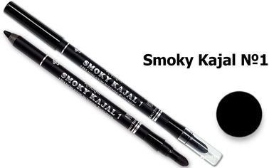 Акция на Карандаш для глаз Karaja Smoky Kajal 1 1.2 г (8058150550496) от Rozetka
