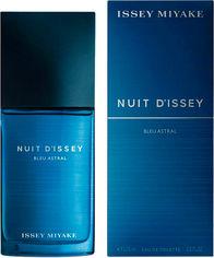 Акция на Туалетная вода для мужчин Issey Miyake Nuit D'Issey Bleu Astral 125 мл (3423474889259) от Rozetka