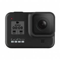 Акция на GoPro HERO8 (CHDSB-801) + 32Gb microSD Card от Y.UA