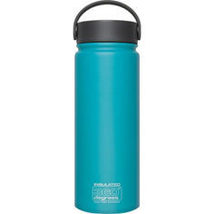 Акция на Бутылка для воды Sea To Summit Wide Mouth (Teal, 550 ml) (STS 360SSWMI550TEAL) от Allo UA