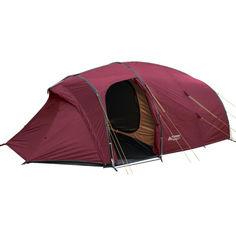 Акция на Палатка Terra Incognita Bravo 4 Alu (вишневая) (4823081505976) от Allo UA