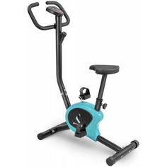 Акция на Велотренажер Hop-Sport HS-010H Rio бирюзовый (5902308219885) от Allo UA