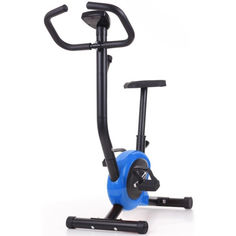 Акция на Велотренажер Hop-Sport HS-010H Rio синий (5902308200593) от Allo UA