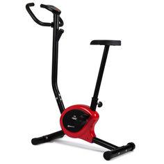 Акция на Велотренажер Hop-Sport HS-010H Rio красный (5902308200609) от Allo UA