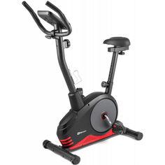 Акция на Велотренажер Hop-Sport HS-2080 Spark черно-красный (2020) (5902308216396) от Allo UA